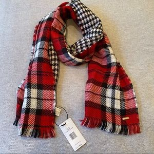 Steve Madden reversible scarf.  New with Tags.